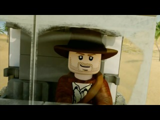Лего: Индиана Джонс в поисках утраченной детали | LEGO: Indiana Jones and the Raiders of the Lost Brick
